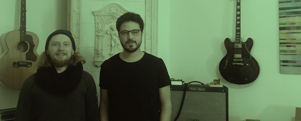 with Niklas Paschburg