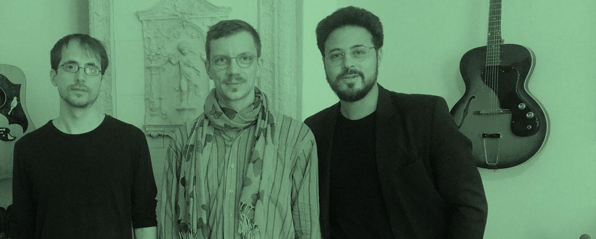 #Jazzfest Berlin - KIM Kollektiv
