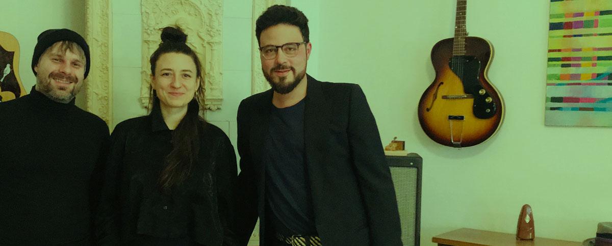 Liun & the Science Fiction Band - Lucia Cadotsch & Wanja Slavin
