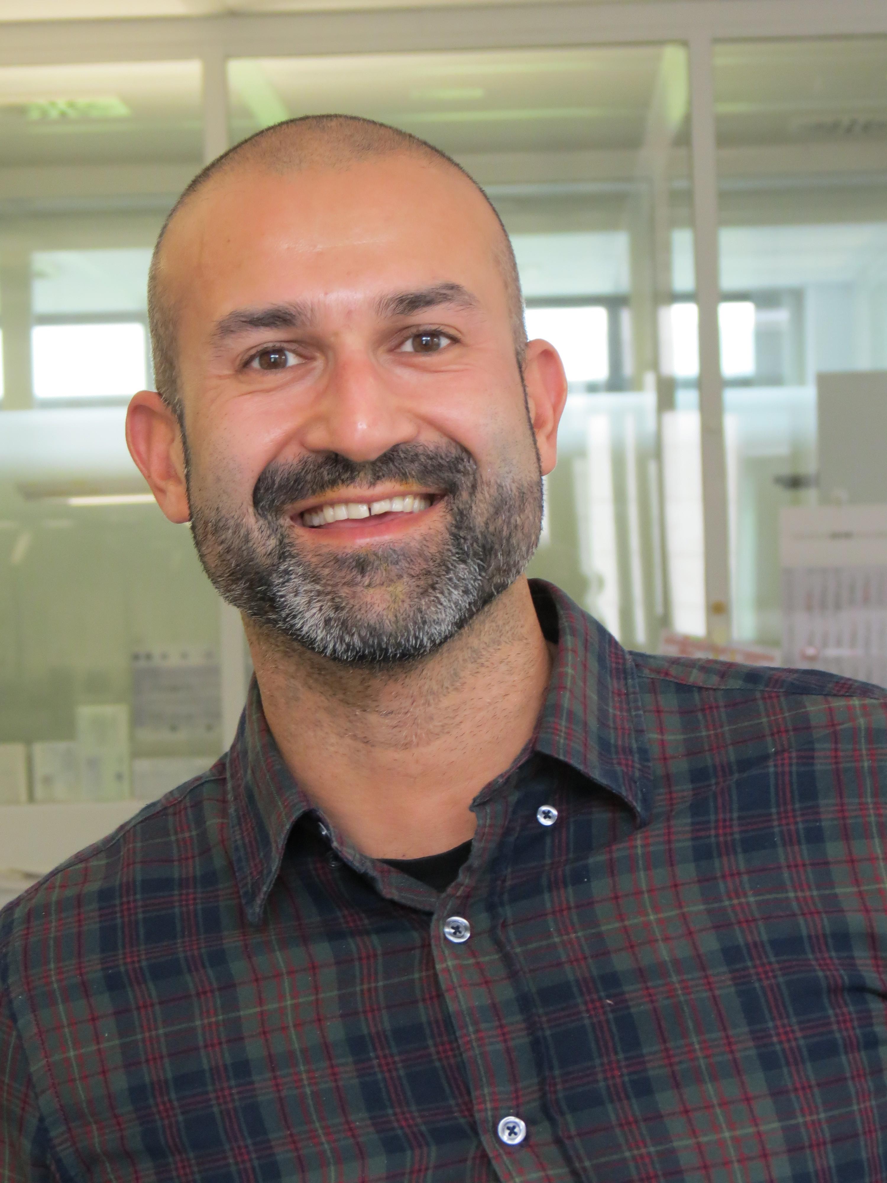 Cedric Rehman - Journalist